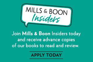 Join M&B Insiders and receive advance copies