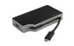 USB-C Multiport Adapter with HDMI and VGA - 1x USB-A - 95W PD 3.0